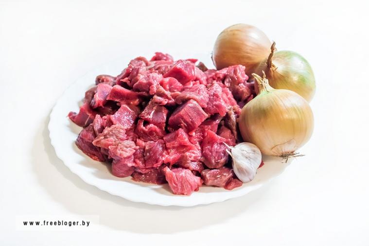 Гуйяш/Гуляш по-венгерски