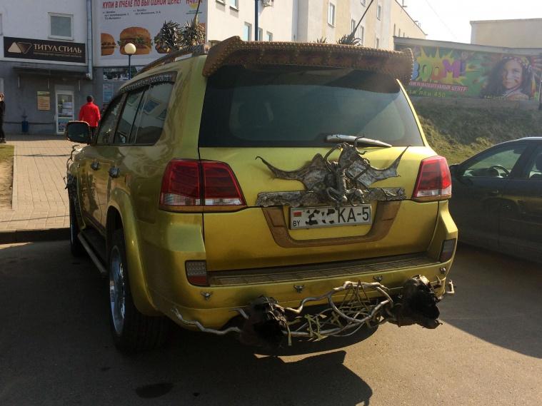 Оригинальный автомобиль (Беларусь)