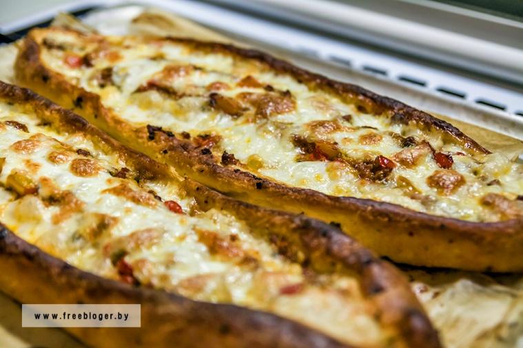 Турецкая пицца Пиде