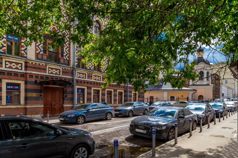 Крапивенский переулок в Москве, А.Супранович, ©sypraninzya