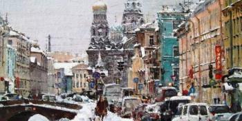 О том, как я оказался в Минске, выйдя утром сдавать экзамен.
