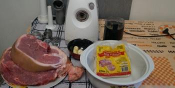 Кухня нищеброда. В каждом мужчине живет хомяк