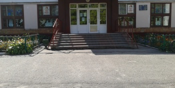 Средняя школа №31. Стадион
