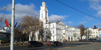 Витебск. Вопросы