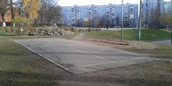 Гимназия №8. Стадион+