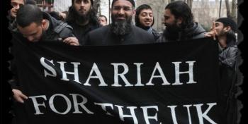 Аб Антоне, ІГІЛ ды аб тым, чаму мультыкультуралізмам збольшага хварэюць несэксуальныя суфражысткі