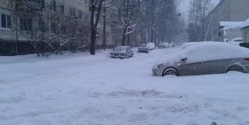Зимне-снежное 2016