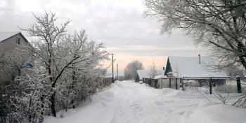 Хороша зима.