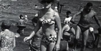 Пляжные шалости