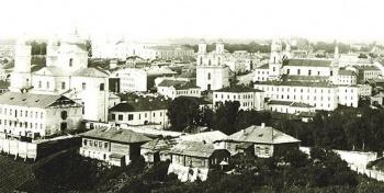 Местечко Витебск