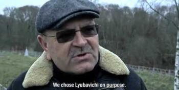 Холокост в Любавичах, документалистика.