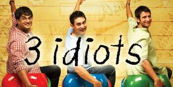Три идиота (3 Idiots) [2009]