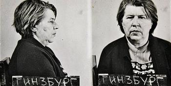 Как должна выглядеть нацистская преступница с точки зрения американцев