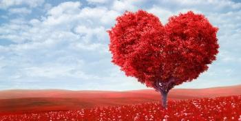День святого Валенита - день всех влюбленных