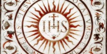Полоцк во главе ордена иезуитов